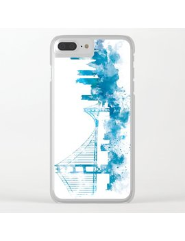San Francisco Clear I Phone Case by Society6
