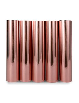 Teckwrap Chrome Rose Gold Adhesive Craft Vinyl Sheets by Teckwrap