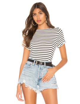 Stef Boxy Tee by Superdown