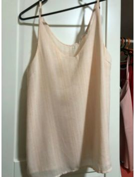 Supre Pink Cami Top Size 8 Pre Owned by Supre