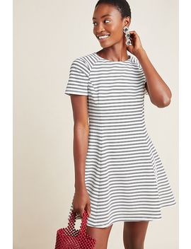 Tess Striped Knit Dress by Hutch