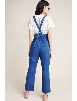 3x1 Cyra Cropped Jumpsuit by 3x1