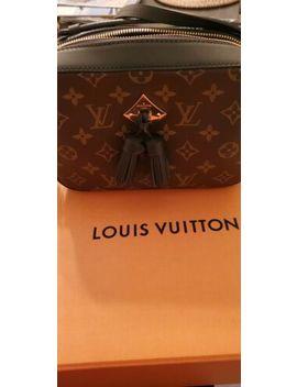 Authentic Louis Vuitton Saintonge In Monogram Noir by Louis Vuitton