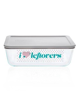 Pyrex 11cup Food Storage Container   I Heart Leftovers by I Heart Leftovers