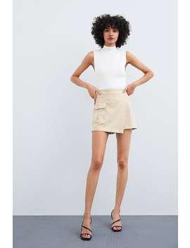 letzte Veröffentlichung elegante Schuhe offizielle Fotos Shoptagr | Rock Mit Shorts In Wildlederoptik RÖckesale Damen ...