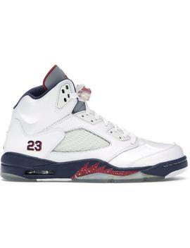 936db1f5 Shoptagr | Jordan 5 Retro Independence Day by Stock X