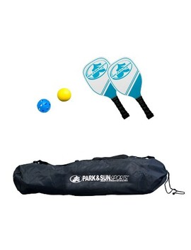 Park &Amp; Sun Sports 15' Portable Pickleball And Tennis Play Outdoor Game Net &Amp; Set by Park & Sun Sports