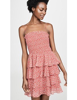 Love Is In The Air Mini Dress by The Jetset Diaries