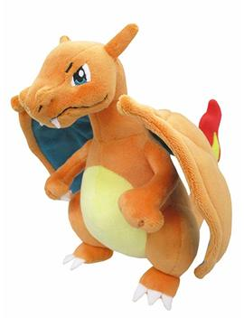 Sanei Pp95 Pokemon All Star Collection Charizard Plush, 8\ by Sanei