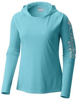 Women's Pfg Tidal Tee™ Hoodie by Columbia Sportswear