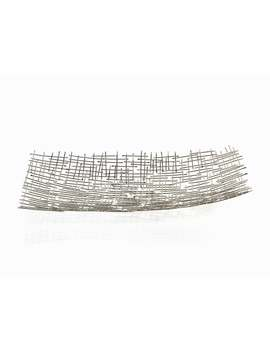 """Monsul"" 25"" Long Wire Tray by Zodax"