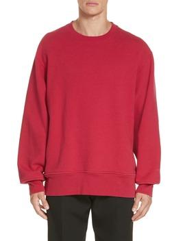 Crewneck Sweatshirt by Calvin Klein 205 W39 Nyc