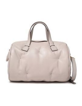 Chubby Barrel Quilted Leather Shoulder Bag by Anya Hindmarch