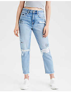 Ae X Keith Haring Mom Jean by American Eagle Outfitters