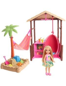Barbie Chelsea Tiki Hut Playset by Barbie