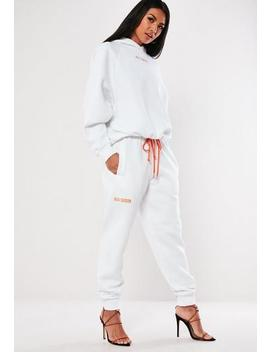 New Season Loopback Co Ord Joggers by Missguided