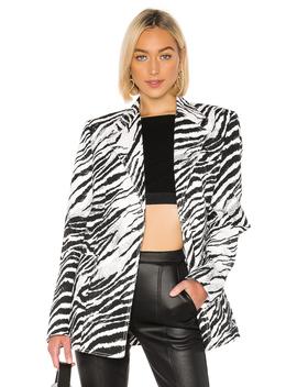 Zebra Blazer by Brognano