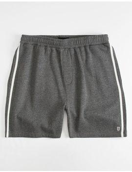 Brixton Steady Mens Sweat Shorts by Brixton