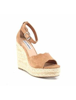 Steve Madden Women's Susana Wedge Sandals by Steve Madden