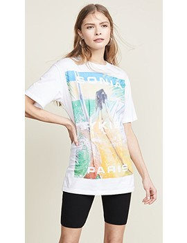 Graphic T Shirt by Sonia Rykiel