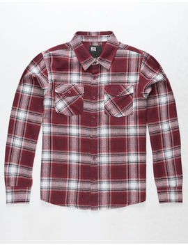 Rsq Shasta Boys Flannel Shirt by Tilly's