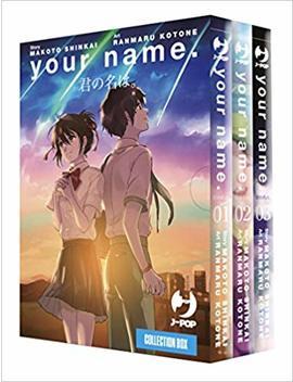 Your Name Box #01 03 (Manga)   by Makoto Shinkai