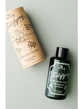 Moa Fotifying Green Bath Potion by Moa