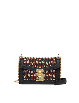 Miu Confidential Jacquard Bag by Miu Miu