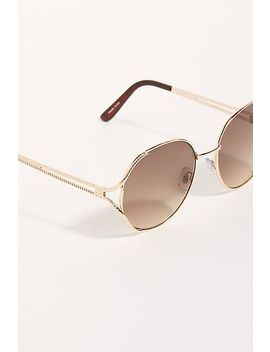 Penny Lane Oversized Sunglasses by Free People