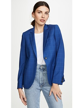Blue Blazer by Paul Smith
