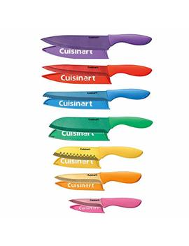 Cuisinart Metallic Multi Color Stainless 14 Piece Knife Set by Cuisinart