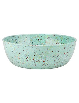 Zak Designs 2316 0322 Amz Confetti Serving Bowls, Mint Ls by Zak Designs
