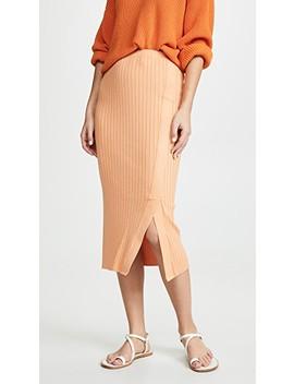 Rib Skirt by 525 America