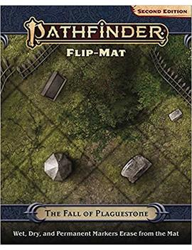 Pathfinder Flip Mat: The Fall Of Plaguestone (P2) by Jason Bulmahn