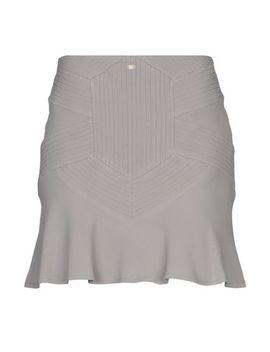 Elisabetta Franchi Mini Skirt   Skirts by Elisabetta Franchi