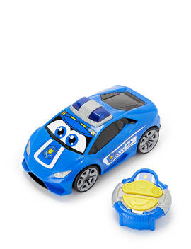 John Lewis & Partners My First Remote Control Police Car by John Lewis &Amp; Partners