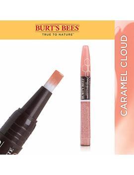 Burts Bees 100% Natural Moisturizing Tinted Lip Oil, Caramel Cloud, 1.18 Ml by Burt's Bees
