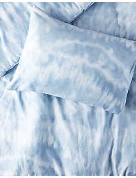 Dormify Blue Shibori Twin/Twin Xl Comforter And Sham Set by American Eagle Outfitters