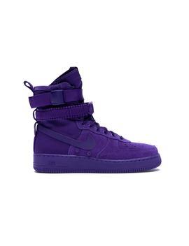 9f998e57 Shoptagr | Nike Sf Air Force 1 High Court Purple by Stock X