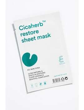 e-nature-cicaherb-restore-sheet-mask by e-nature