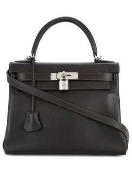 Kelly Top Handle Bag by Hermès Pre Owned