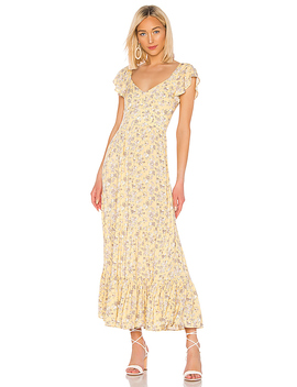 Olsen Bella Maxi Dress by Auguste