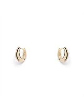 Eden Hoop Earrings by Mimco
